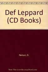 DEF LEPPARD - CD Books =