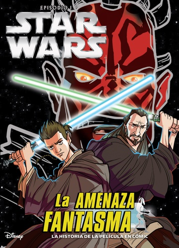 Star Wars. Episodio II. La amenaza fantasma