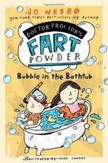 BUBBLE IN THE BATHTUB (PB)