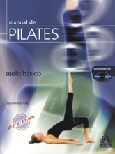 Manual de Pilates C/Dvd