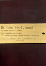 Heirloom Wood Journal