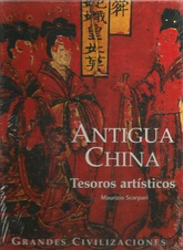 ANTIGUA CHINA - TESOROS ARTISTICOS
