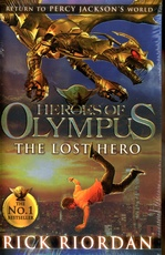 LOST HERO,THE (PB) - HEROES OF OLYMPUS #1