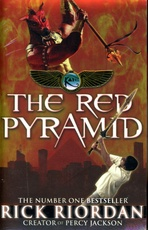 RED PYRAMID,THE (PB) - THE KANE CHRONICLES