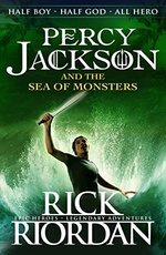 PERCY JACKSON AND THE SEA OF MONSTERS (PB)