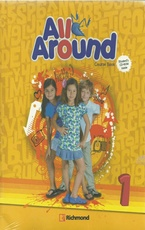 All Around 1 Pack (Course Book + Cdrom)