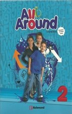 All Around 2 Pack (course Book + Cdrom)