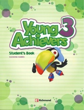 YOUNG ACHIEVERS 3 STUDENT`S BOOK