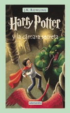 Harry potter 2 - Y la Cámara Secreta (Tapa Dura)