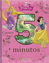 Disney Princesas 5 minutos