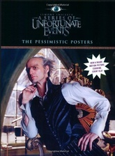 SERIES OF UNFORTUNATE EVENTS,A - THE PESSIMISTIC POSTERS