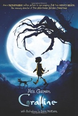 CORALINE - Harper Trophy - Movie Tie-In