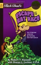RICH DAD S ESCAPE FROM THE RAT RACE - Warner