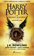 Harry Potter 8 - Y el Legado Maldito