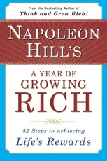 NAPOLEON HILL`S A YEAR OF GROWING RICH