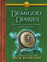 HEROES OF THE OLYMPUS: THE DEMIGOD DIARIES