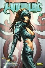 2. WITCHBLADE