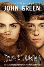 PAPER TOWNS - MOVIE TIE-IN (PB)