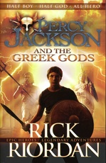 PERCY JACKSON AND THE GREEK GODS - Penguin UK