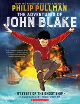 ADVENTURES OF JOHN BLAKE,THE:MISTERY OF THE GHOST SHIP