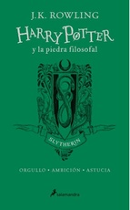 HARRY POTTER Y LA PIEDRA FILOSOFAL - SLYTHERIN