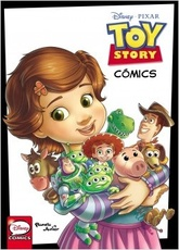 Toy Story. Cómics