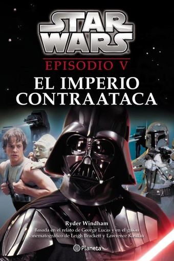 Star Wars. Episodio V  (junior novel)
